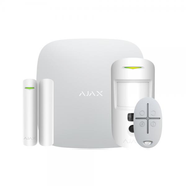 Zabezpečenie domu, bytu alebo firmy. Moderné bezdrôtové zabezpečenie AJAX sa radí medzi kvalitné bezdrôtové zabezpečovacie systémy s aplikáciou.