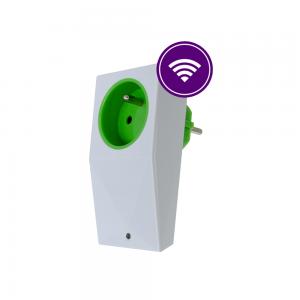Jednoduché a bezdrôtové ovládanie zásuviek v domácnosti alebo firmy. Inteligentný systém LOXONE Air neponúka len pripojenie k zariadeniam, ale tiež meranie teploty a spotreby.