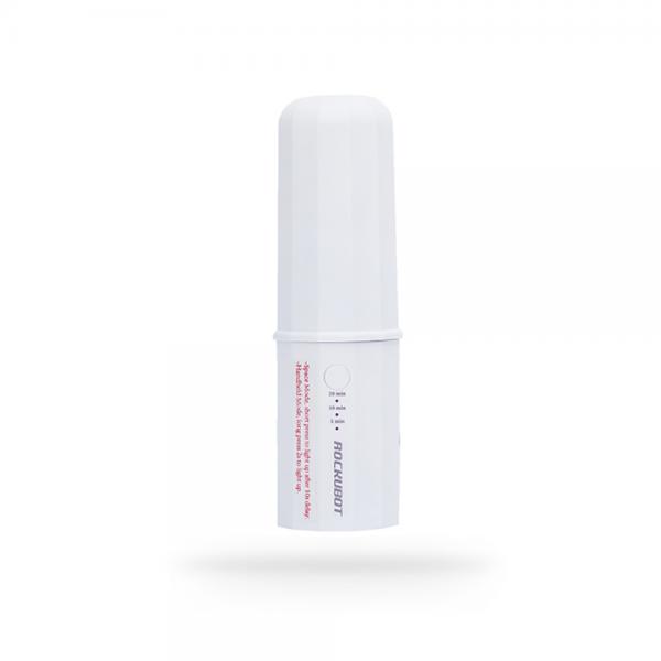 Kompaktný osobný UV-C dezinfekčný žiarič so senzorom pohybu, časovačom a manuálnym módom. Likviduje 99.9 % vírusov, baktérií, roztočov a odstraňuje zápach.